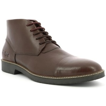 Chaussures Homme Boots Kickers Mateo MARRON