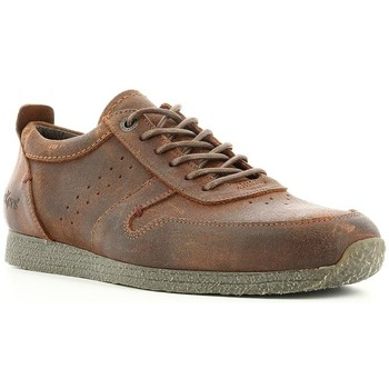 Chaussures Homme Baskets basses Kickers Olympei CAMEL