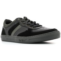 Chaussures Homme Baskets basses Kickers Apolloni NOIR