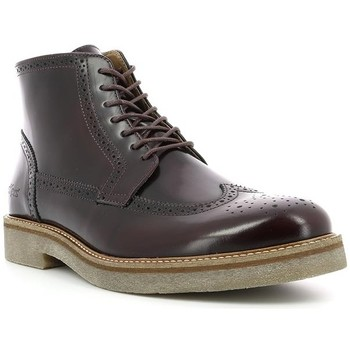 Chaussures Homme Boots Kickers Oximo BORDEAUX