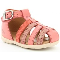 Chaussures Fille Sandales et Nu-pieds Aster Ofilie CORAIL