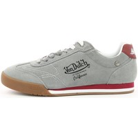 Chaussures Homme Baskets basses Von Dutch Speedway GRIS