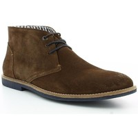 Chaussures Homme Boots Kickers Babel MARRON
