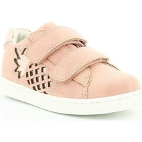 Chaussures Fille Baskets basses Mod 8 Oupananas ROSE