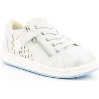Chaussures Fille Baskets basses Mod 8 Tweety ARGENT