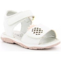 Chaussures Fille Sandales et Nu-pieds Mod 8 Angy BLANC