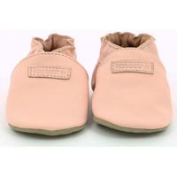 Chaussures Enfant Chaussons bébés Robeez Myfirst ROSE