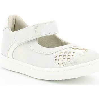 Chaussures Fille Ballerines / babies Mod 8 Oumie ARGENT