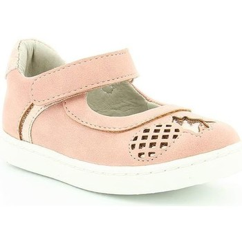 Chaussures Fille Ballerines / babies Mod'8 Oumie ROSE