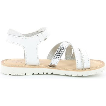 Chaussures Fille Sandales et Nu-pieds Mod 8 Shell BLANC