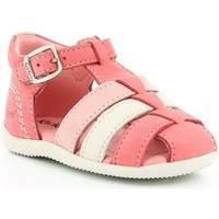 Chaussures Fille Sandales et Nu-pieds Kickers Bigfly ROSE