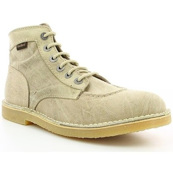 Chaussures Homme Boots Kickers Orilegend BEIGE