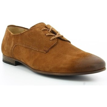 Chaussures Femme Derbies Kickers Galla CAMEL
