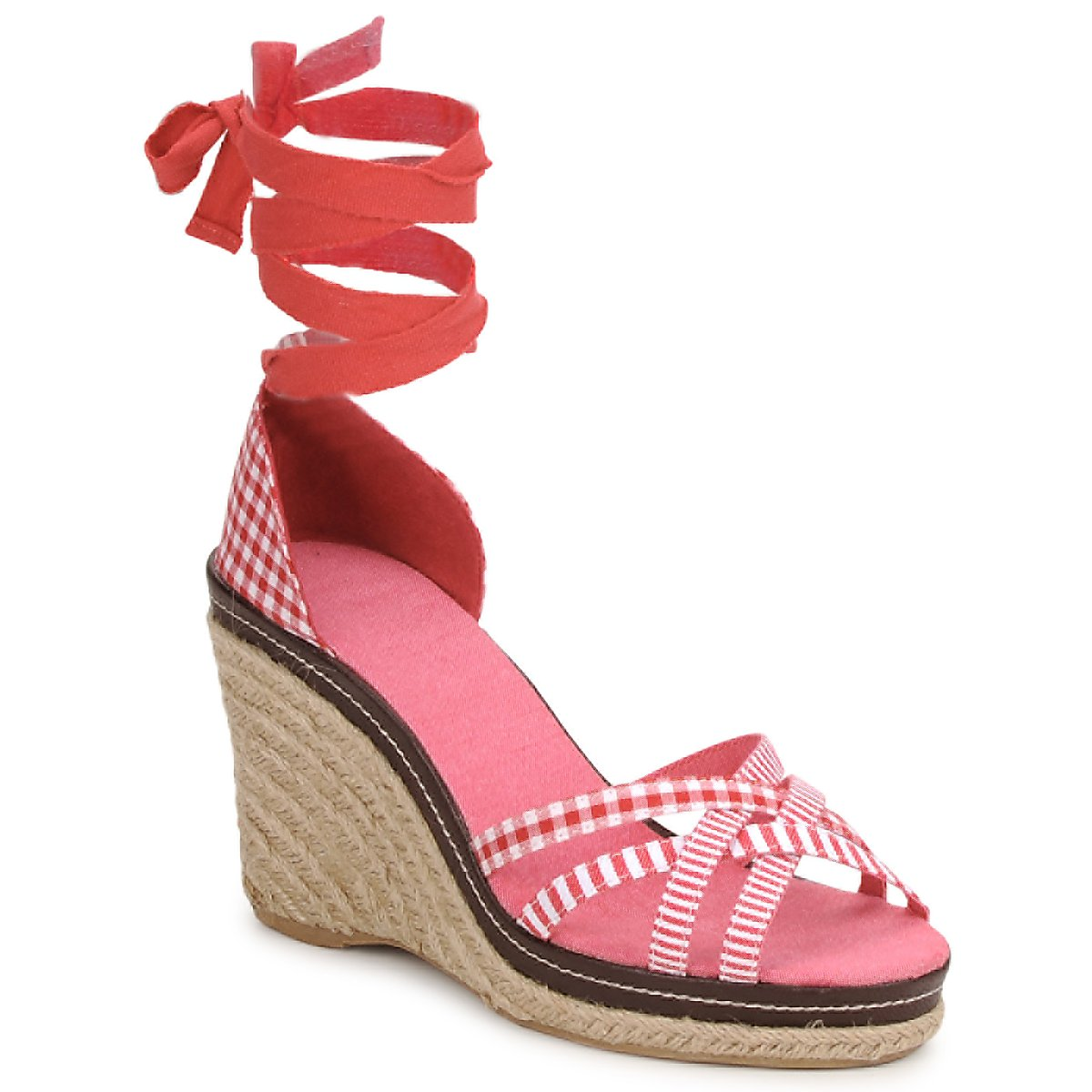 Sandale StylistClick ANGELA Rouge