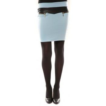 Vêtements Femme Jupes Nina Rocca Jupe J.X Fashion Bleu Bleu