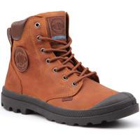 Chaussures Homme Boots Palladium Domyślna nazwa brązowy