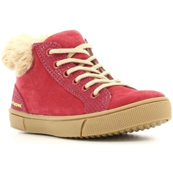 Chaussures Fille Baskets montantes Hush puppies Trada FUSCHIA