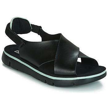 Chaussures Femme Sandales et Nu-pieds Camper ORUGA Noir
