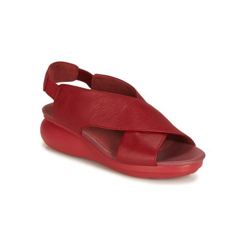 Chaussures Femme Sandales et Nu-pieds Camper BALLOON Rouge