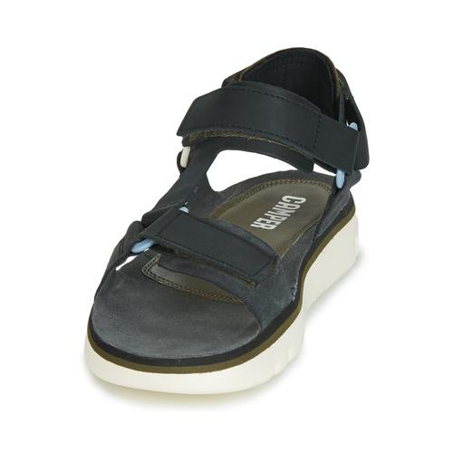 Prix d'usine Chaussures dfsd565466KJDF Camper ORUGA Noir
