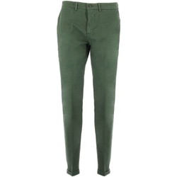 Vêtements Homme Chinos / Carrots Harmont & Blaine CHINOS SLIM Vert