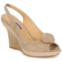 Chaussures Femme Sandales et Nu-pieds Atelier Voisin ALIX Taupe