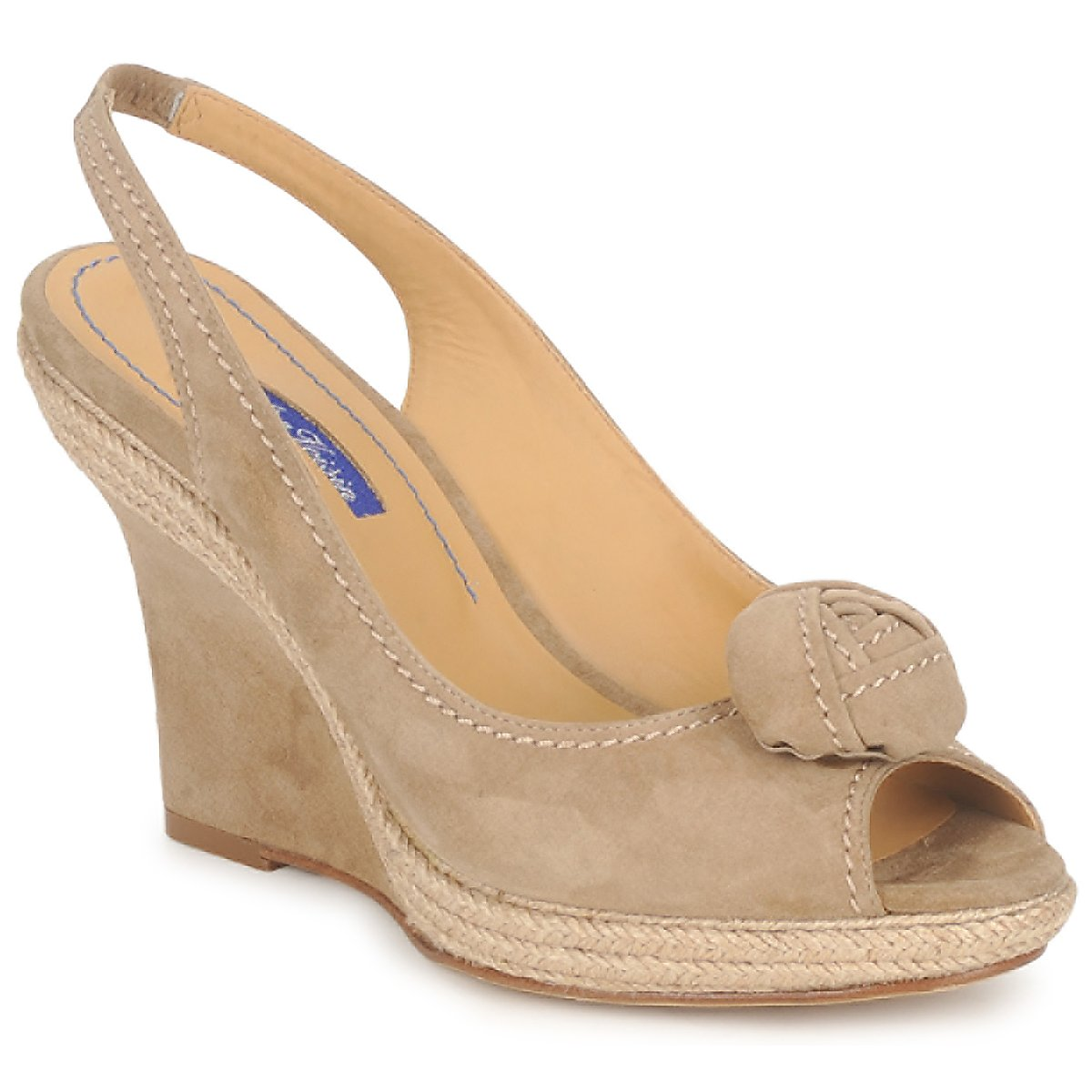 Sandale Atelier Voisin ALIX Taupe