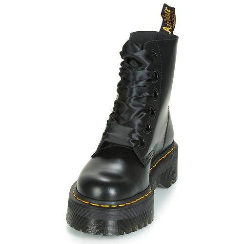 Martens Noir Molly Dr Femme Boots zMSpUV