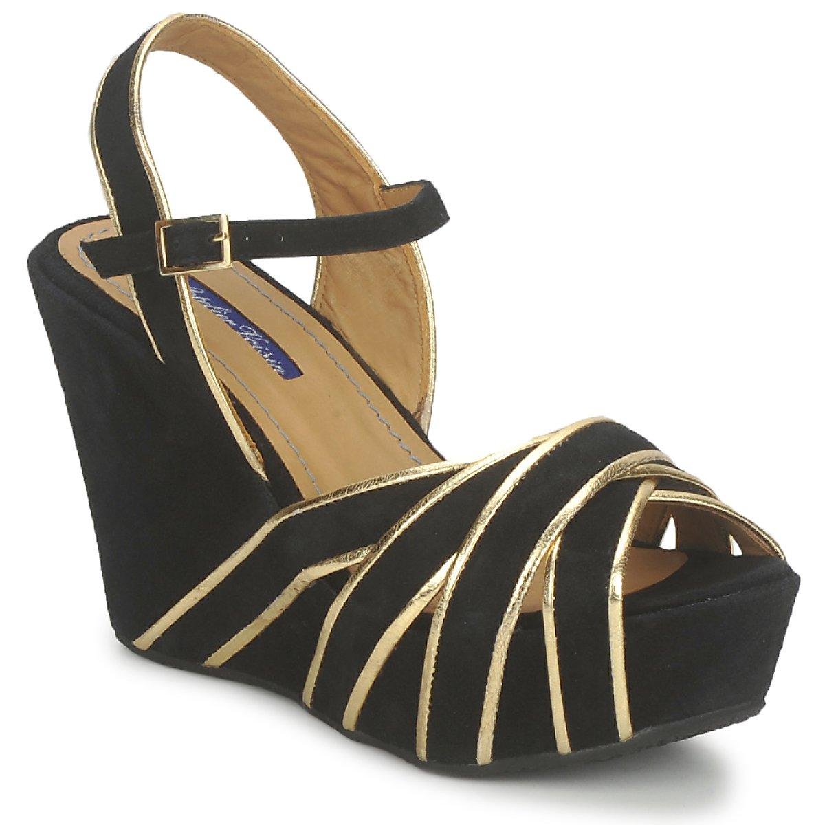 Sandale Atelier Voisin FACTOR Noir