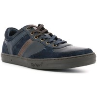 Chaussures Homme Baskets basses Kickers Apolloni MARINE