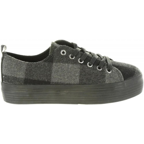 Chaussures Femme Baskets basses MTNG 56399 VERO Negro