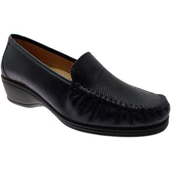 Chaussures Femme Mocassins Calzaturificio Loren LOK3979bl blu