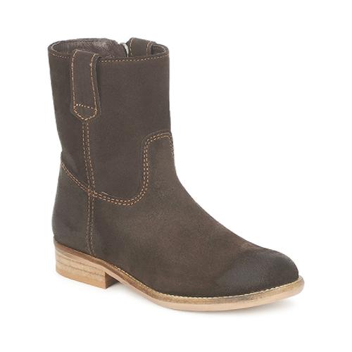 Chaussures Enfant Boots Hip DIRAN Marron