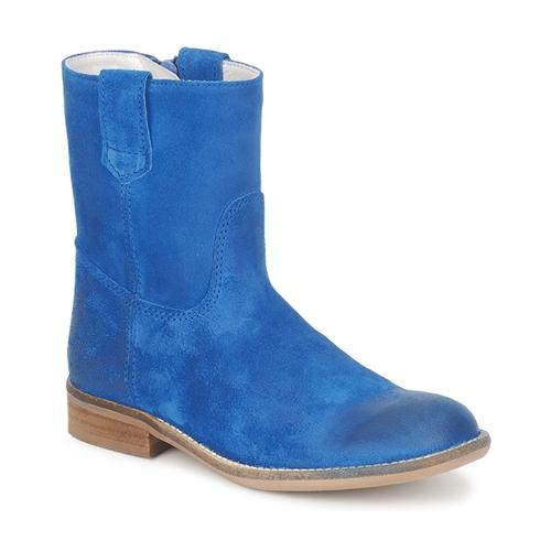Bottines / Boots Hip DIRAN Bleu 350x350