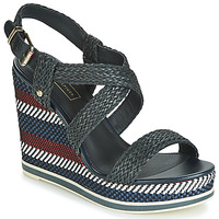 Chaussures Femme Sandales et Nu-pieds Tommy Hilfiger VANCOUVER 9Y Marine