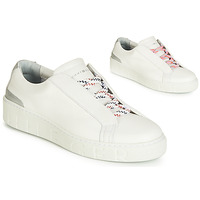 Chaussures Femme Baskets basses Tommy Hilfiger SANDIE 4A Blanc