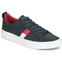Chaussures Homme Baskets basses Tommy Hilfiger LEON 5 Marine
