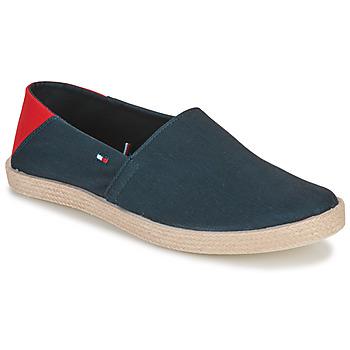 Chaussures Homme Espadrilles Tommy Hilfiger GRANADA 2D Marine