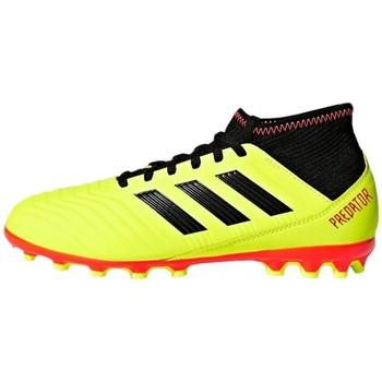 Chaussures Enfant Football adidas Originals Predator 183 AG J Jaune