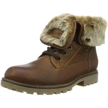 Chaussures Femme Bottes de neige Remonte Dorndorf d7474 marron