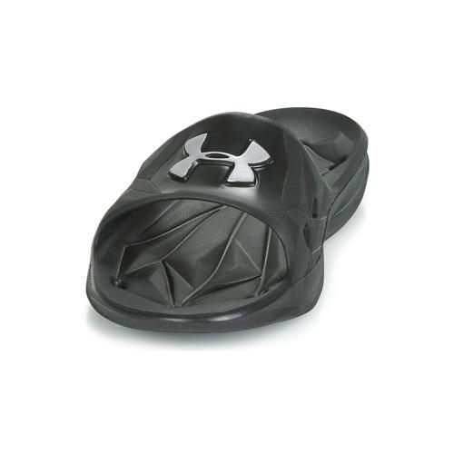 Iii Claquettes Under Homme Noir Locker Sl Armour Chaussures TJlc1FK