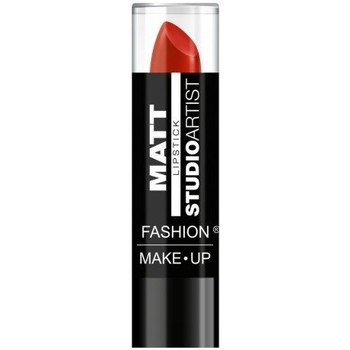 Beauté Femme Rouges à lèvres Fashion Make Up Fashion Make-up - Studio artist Rouge à lèvres Mat n°07 Rouge