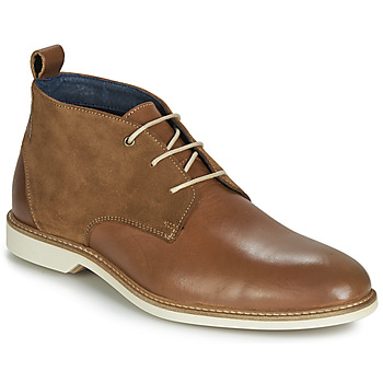 Chaussures Homme Boots Casual Attitude JALAYAPE Marron