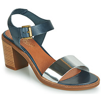 Chaussures Femme Sandales et Nu-pieds Casual Attitude JALAYEVE Bleu / Argenté