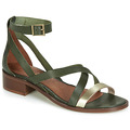Chaussures Femme Sandales et Nu-pieds Casual Attitude