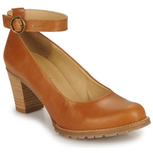 Chaussures Femme Escarpins Casual Attitude JALAYELE Camel