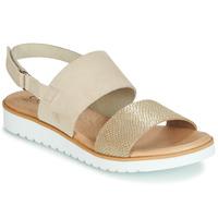 Chaussures Femme Sandales et Nu-pieds Casual Attitude JALAYEPE Beige irisé