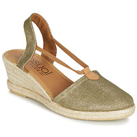 Chaussures Femme Espadrilles Casual Attitude JALAYIBE kaki
