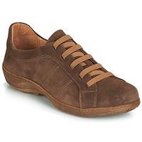 Chaussures Homme Derbies Casual Attitude JALIYAFE Marron