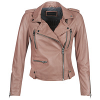 Vêtements Femme Vestes en cuir / synthétiques Oakwood NIGHT Vieux Rose